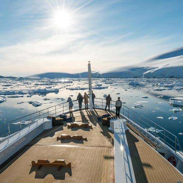 In pictures: Antarctica