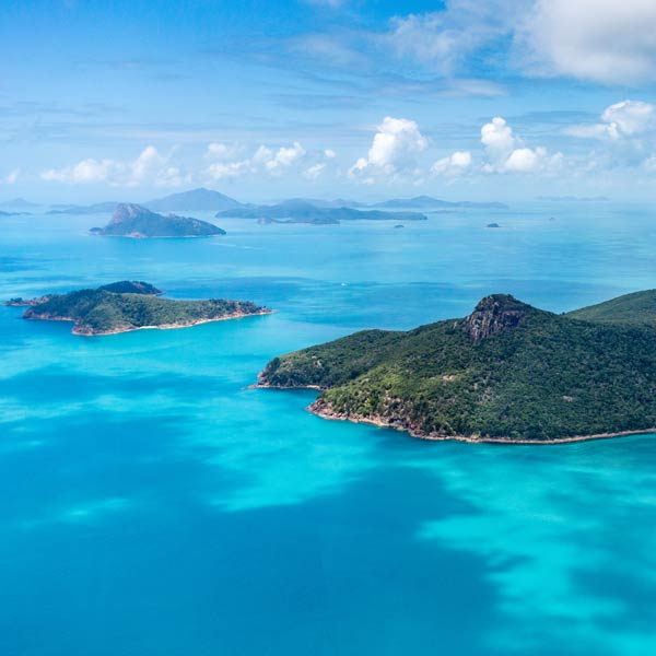 High-flying views and Great Barrier Reef dives in Australia's WhitsundayIslands