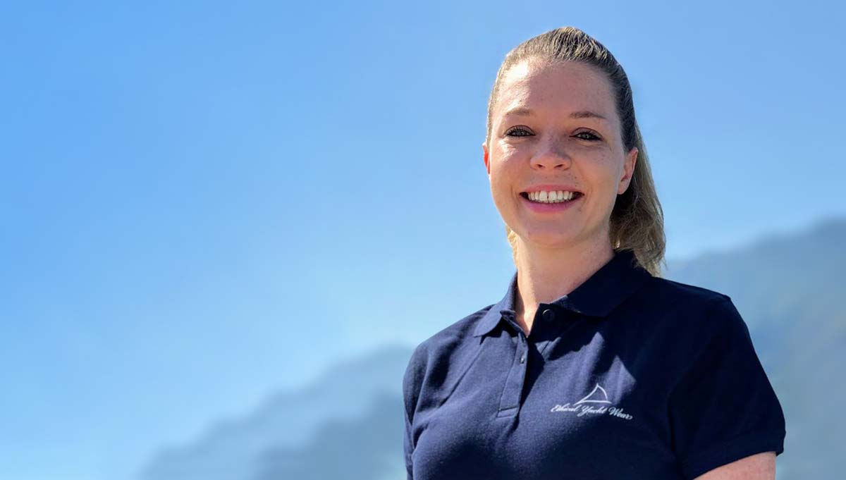 #humansofyachting – Lauren Wardley