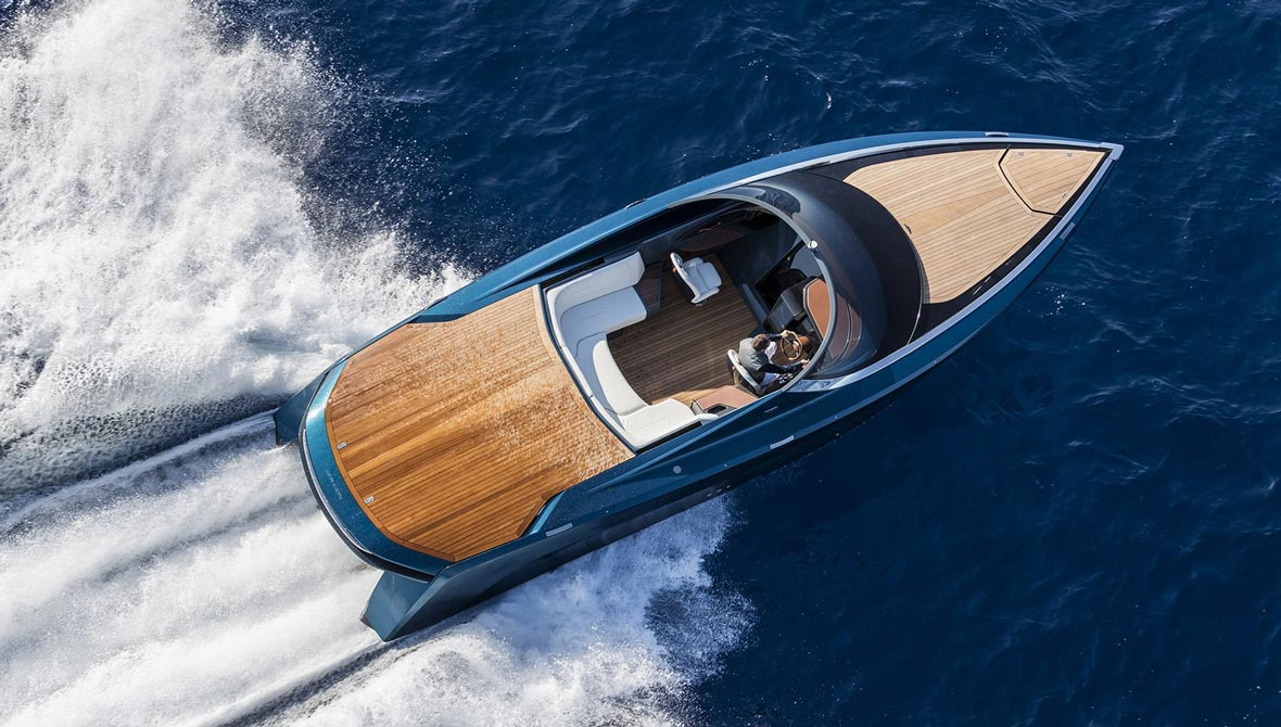 Yachts and cars - a winning formula?