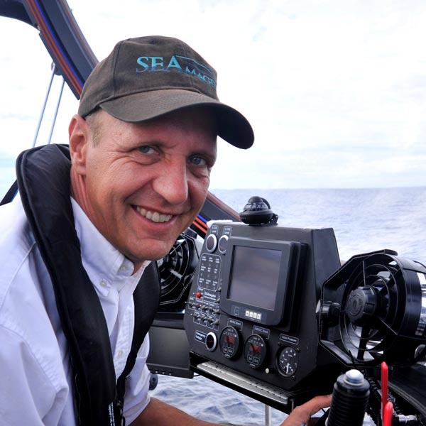 #humansofyachting – Charles Kohnen