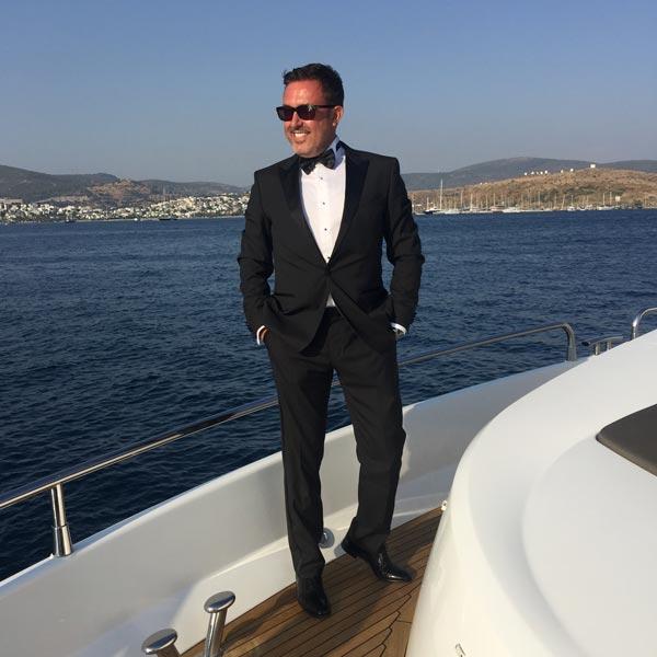 #humansofyachting – Fatih Aslanoba