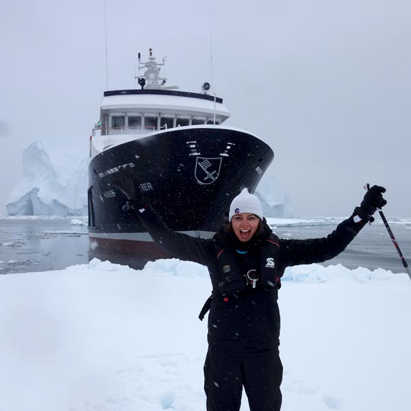 Staying Safe and Happy in Antarctica