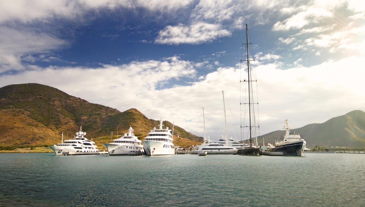 Christophe Harbour: A Caribbean Community