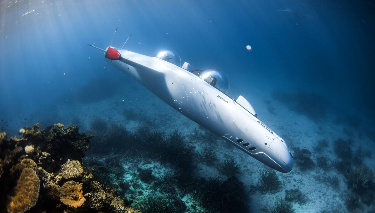 Underwater luxury: A new breed of submarine – Superyacht Life
