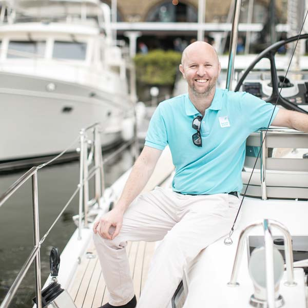 #humansofyachting – Matt Ovenden