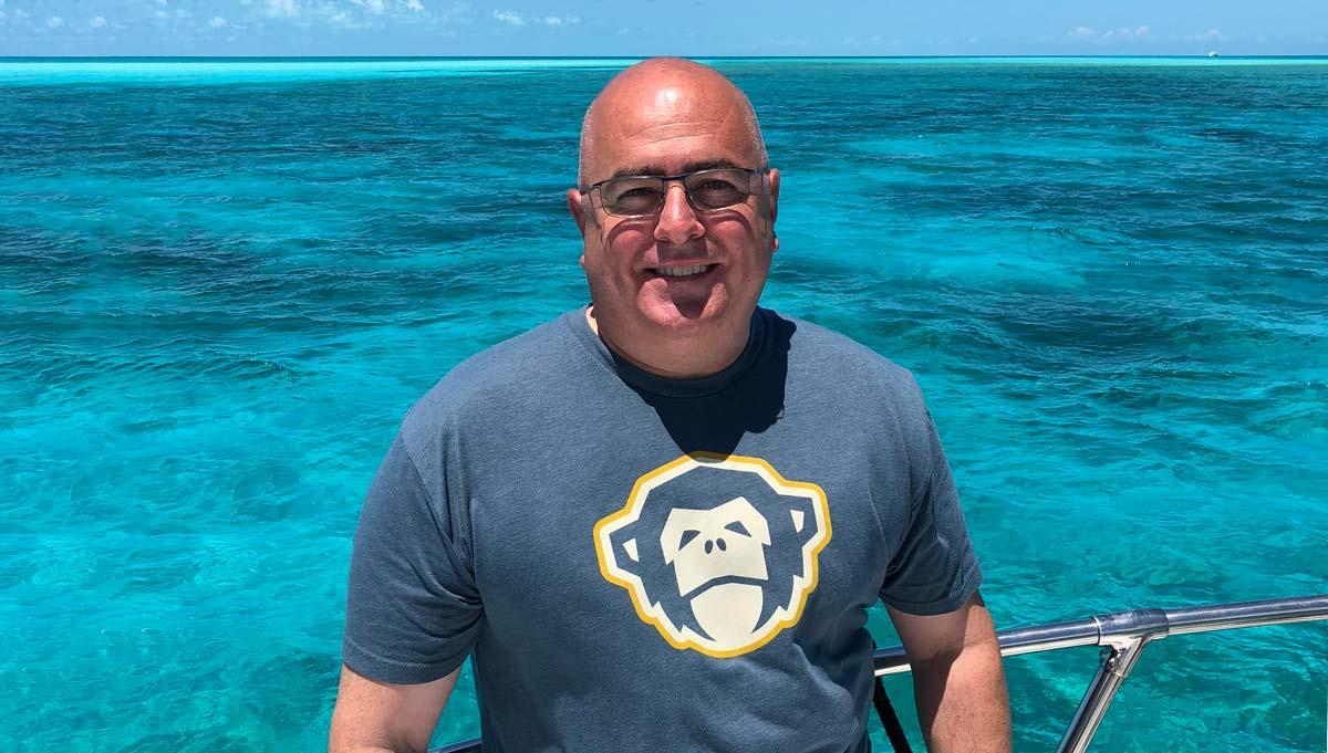 #humansofyachting – John Courtney
