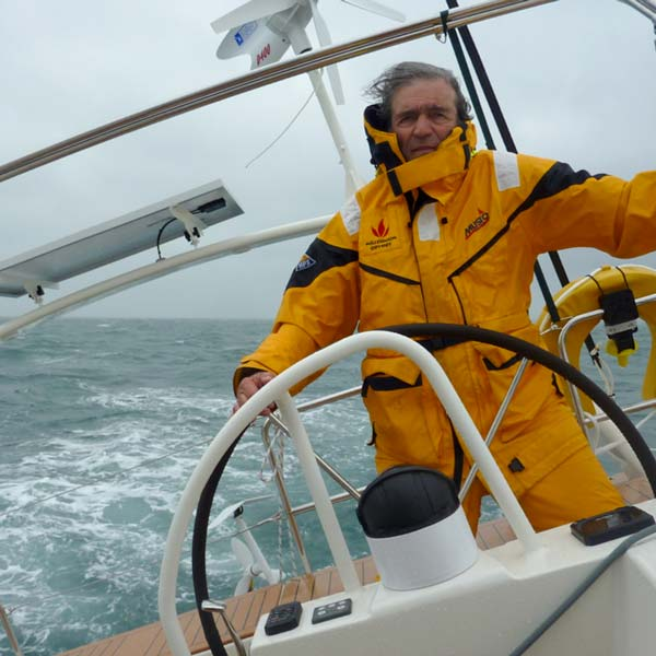 #humansofyachting – Jimmy Cornell