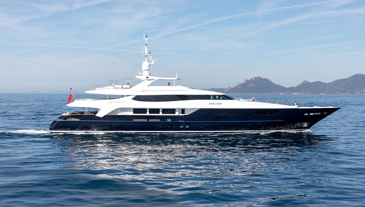 Ian Malouf on why superyachts make for perfect family holidays