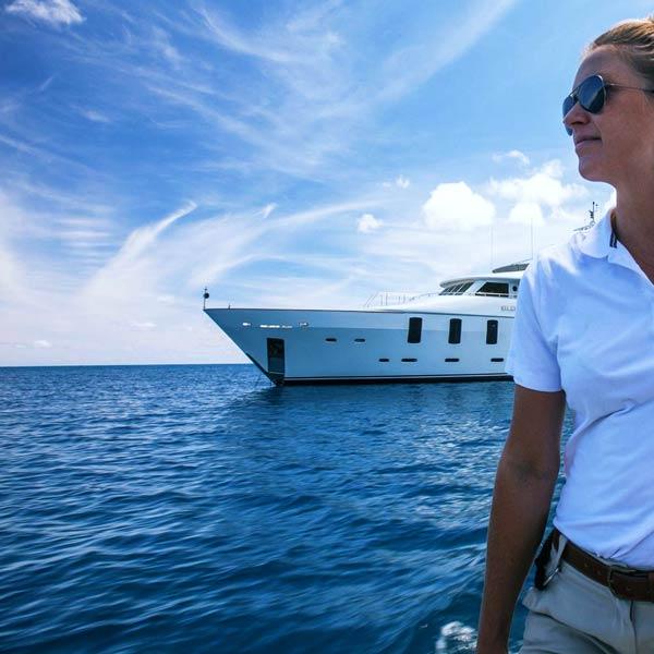 #humansofyachting – Jenny Matthews