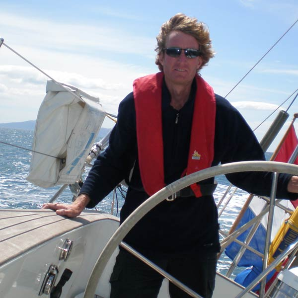 #humansofyachting – Stephen Maitland-Oxley