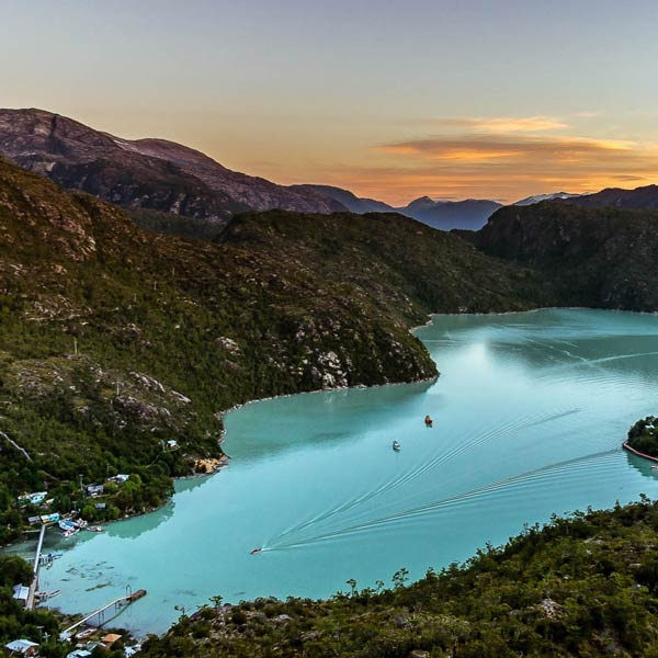 The other side of Patagonia
