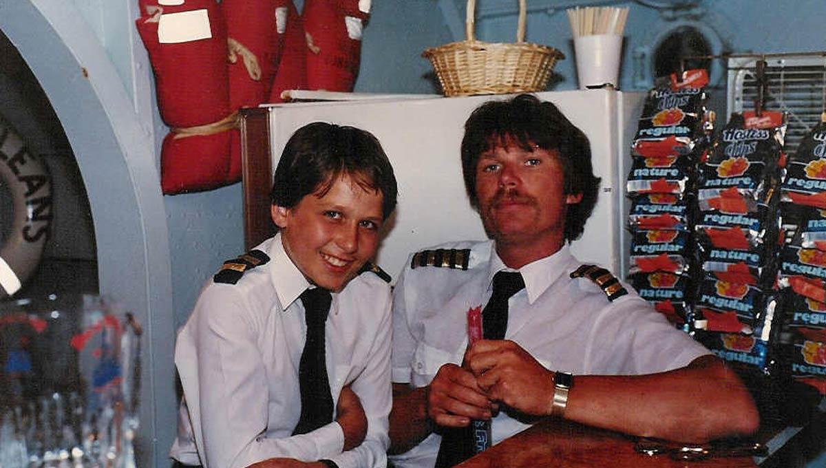 #humansofyachting – Ken Bracewell