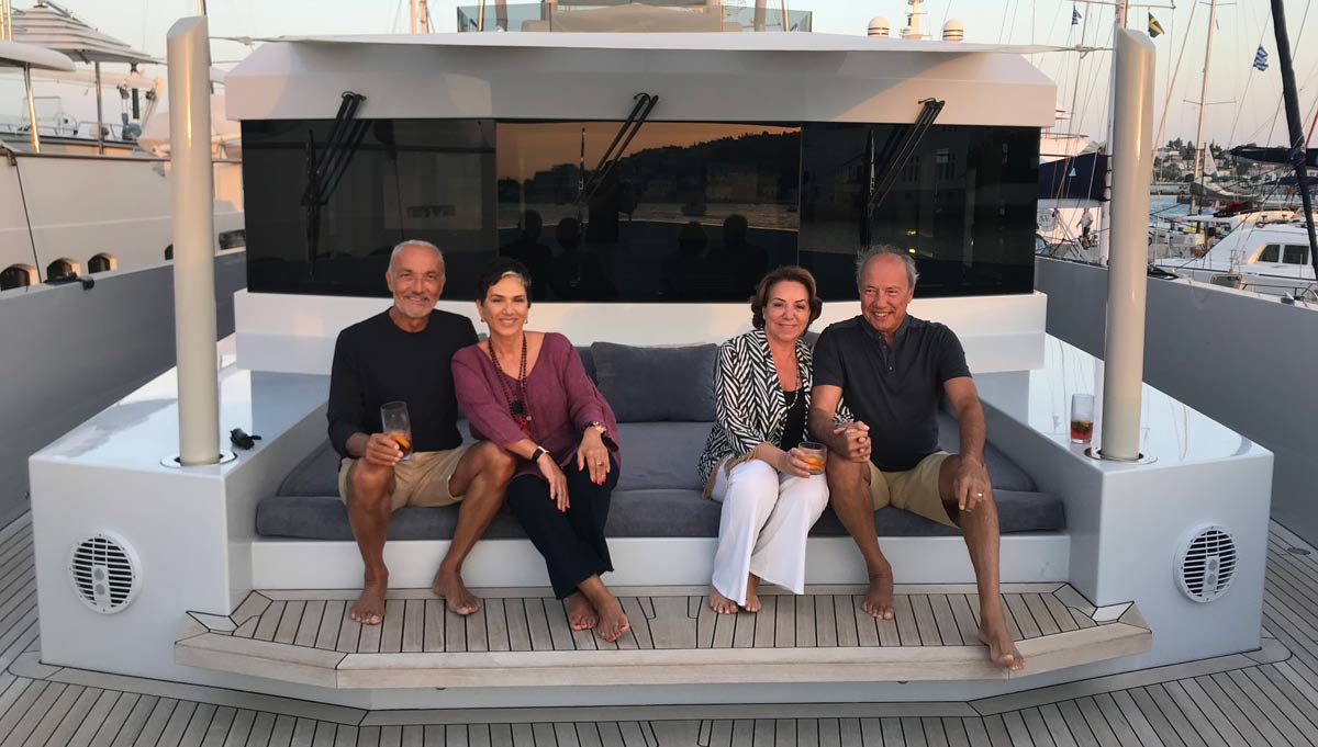 Family yacht travel in Turkey and beyond