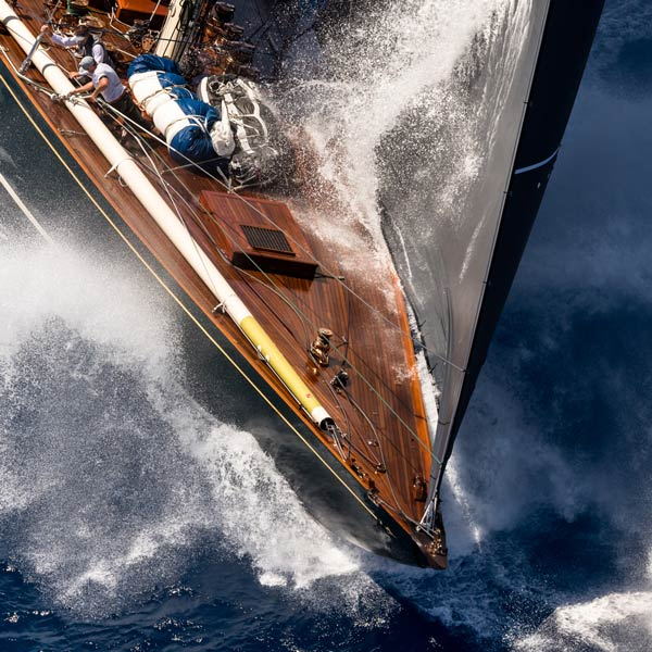 Inside the world of the superyacht regatta