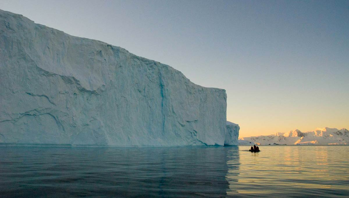 How Antarctica is keeping its cool