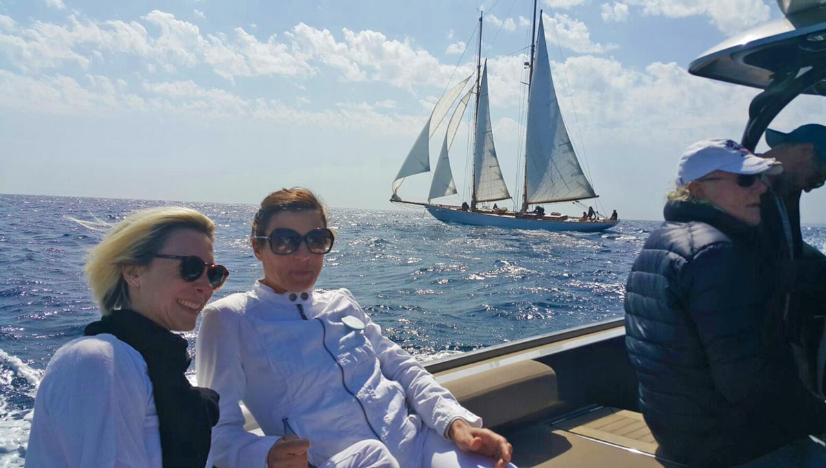 #humansofyachting – Alice Widdows