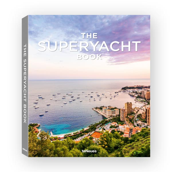 Competition: win a copy of The Superyacht Book