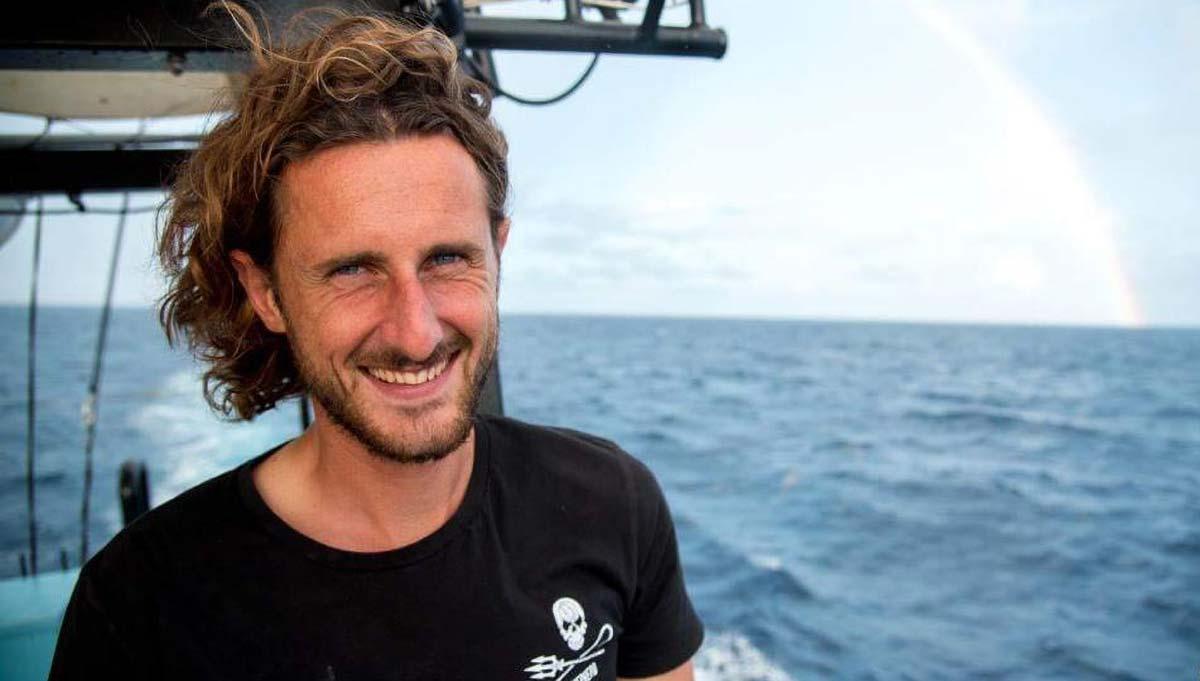 #humansofyachting – Benoit Sandjian