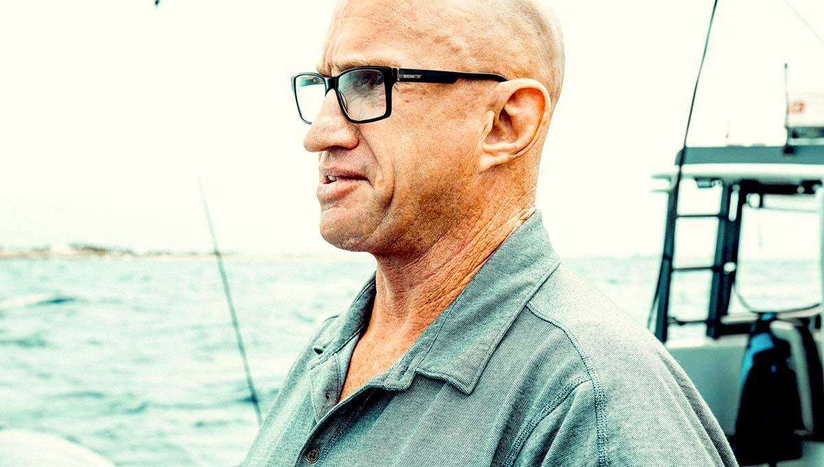 #humansofyachting – Les Annan