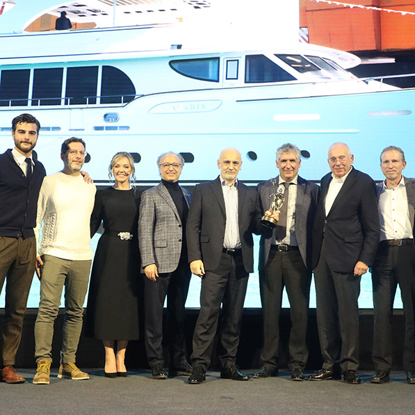 Vanadis and the greening of superyachts