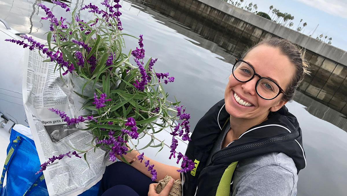 #humansofyachting – Lauren Ryburn
