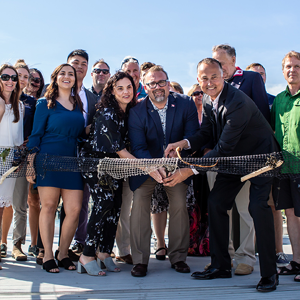 A marina with a sustainable vision