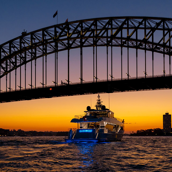 Superyachts and the economy of Australia and beyond