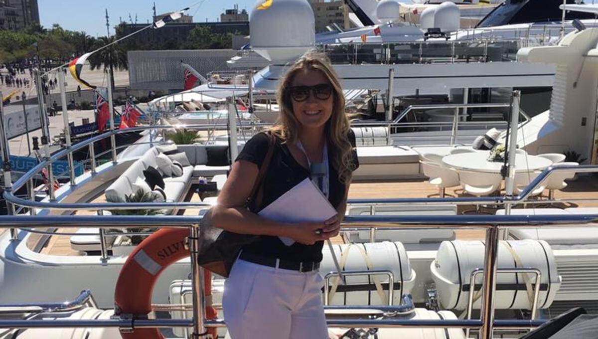 #humansofyachting – Gabriella Richardson