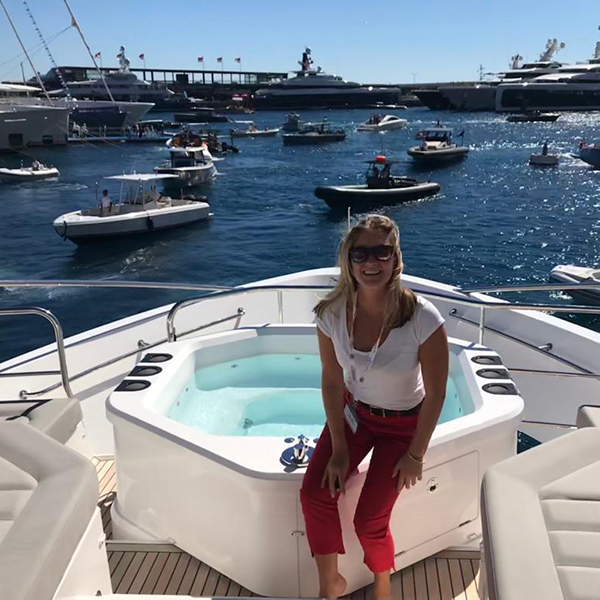 #humansofyachting – Gabriella Richardson