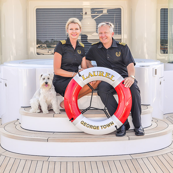 The rise of the canine superyacht guest