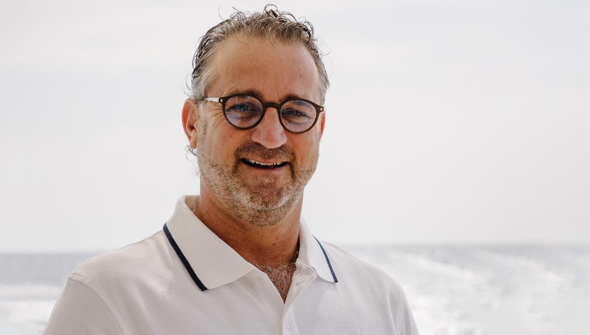 #humansofyachting – Dean Pilatti