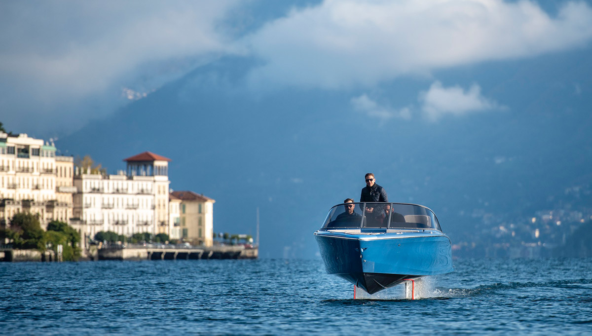 Making the switch to electric tenders