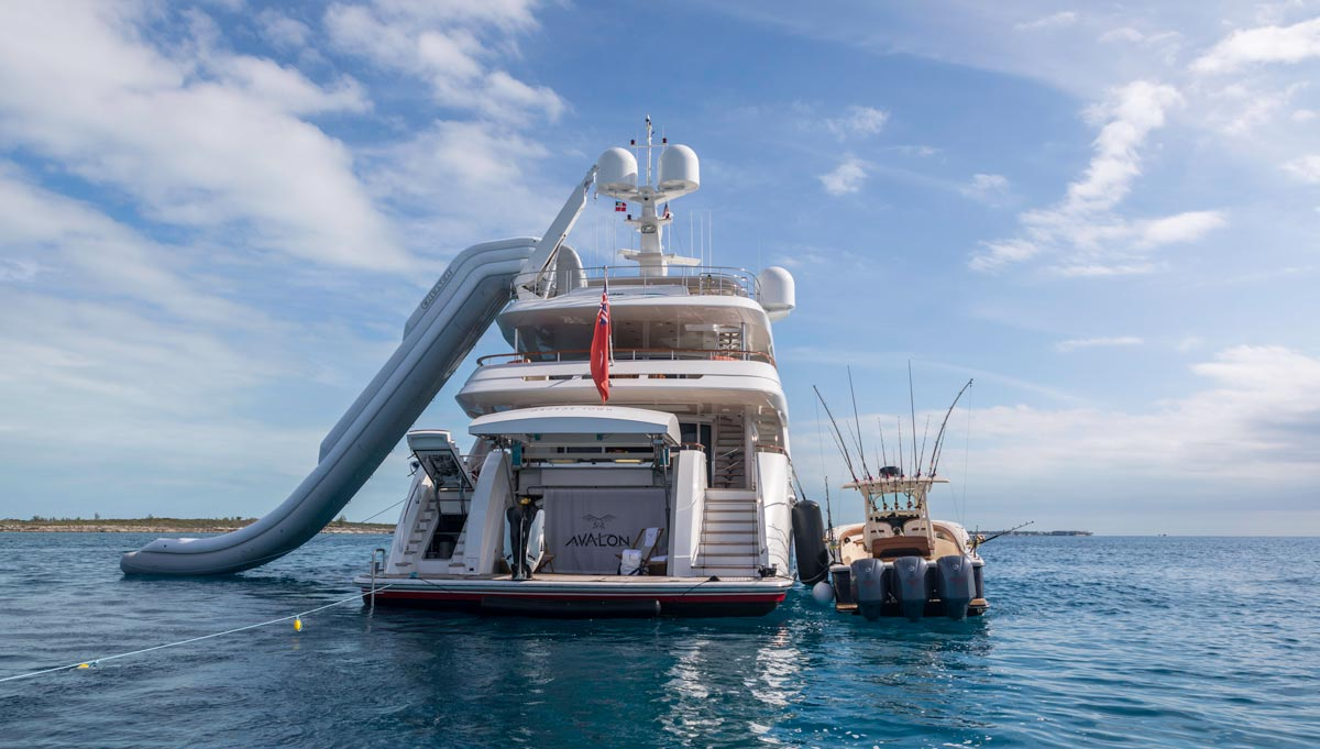 Top five... ways to enjoy a festive family charter