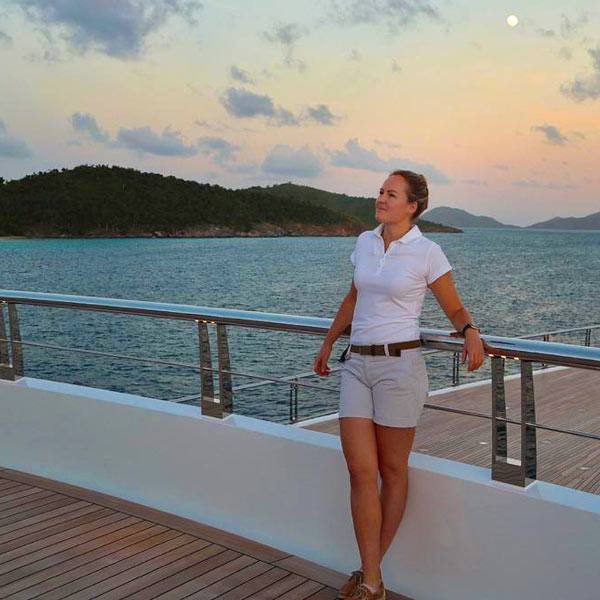 #humansofyachting – Lisa Blackshaw