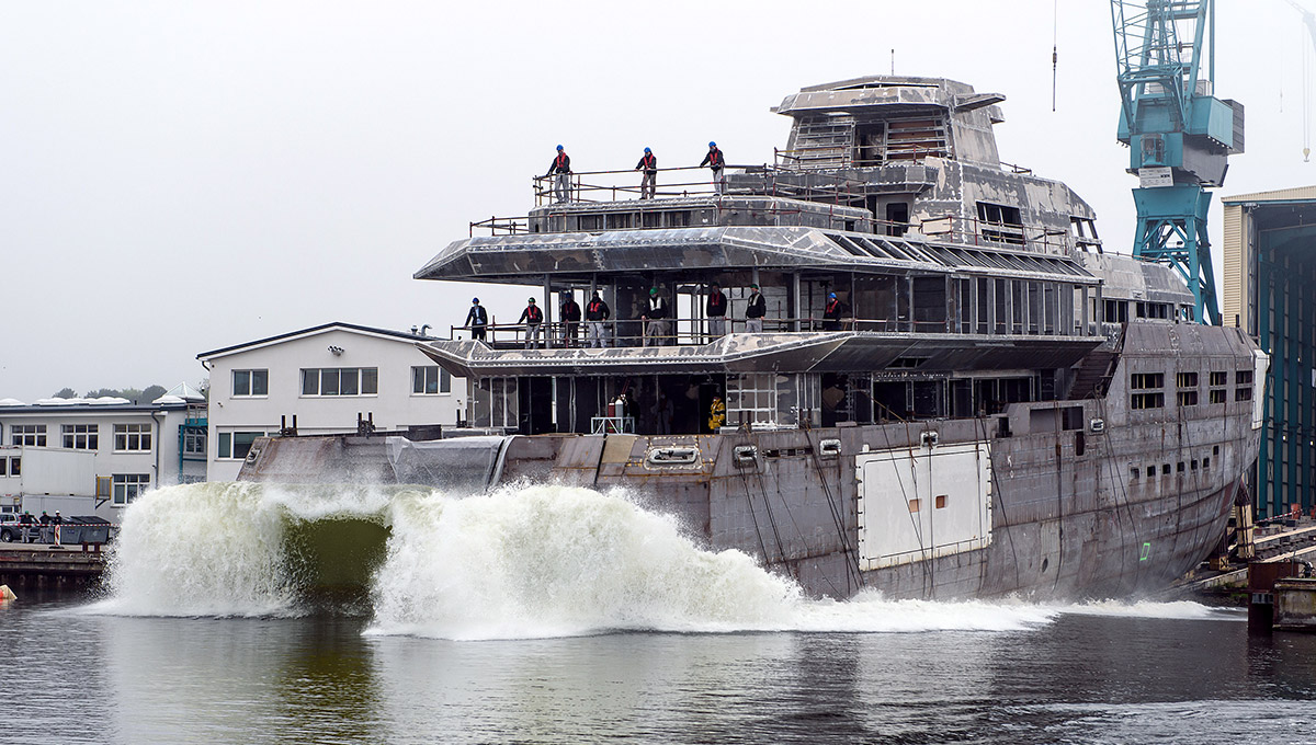Riding the Hanseatic wave