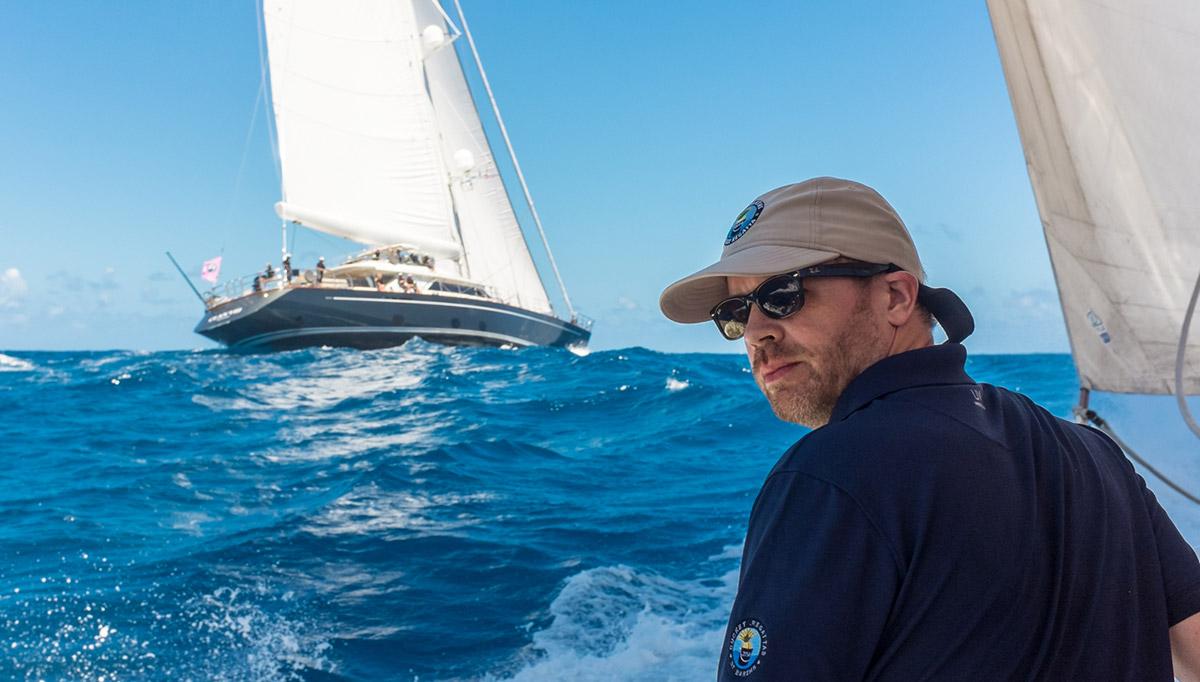 #humansofyachting – Rob Doyle