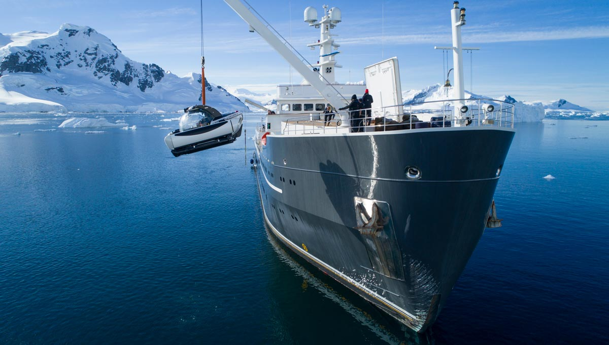 Matchmaking for superyachts and science