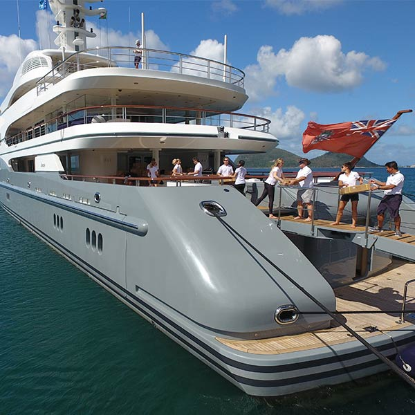 The heart of the yachting community