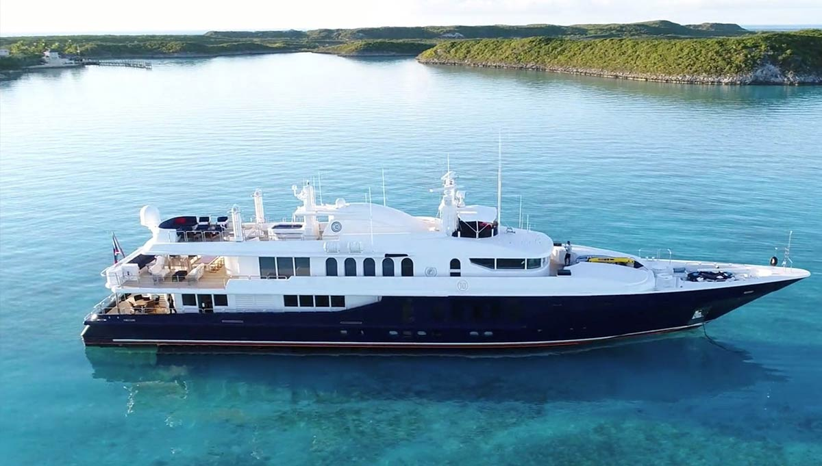 Diving headfirst into the superyacht life